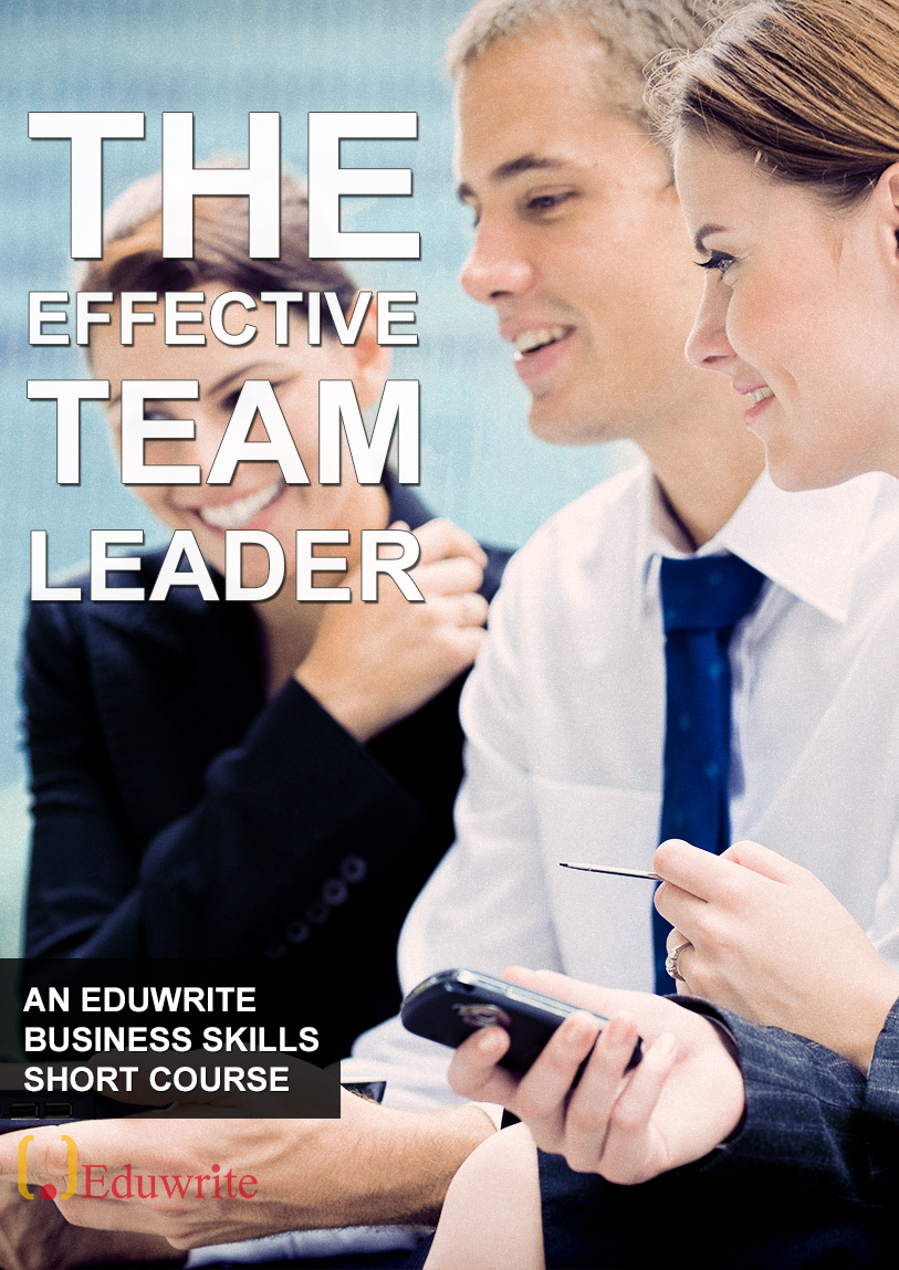 the effective team leader